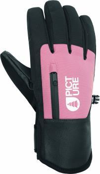 Picture Kakisa Women's Snowboard/Ski Gloves, S Misty Pink