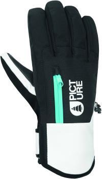 Picture Kakisa Women's Snowboard/Ski Gloves, S Black