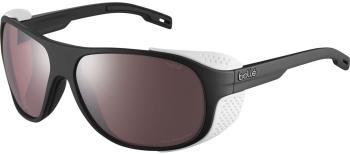 Bolle Graphite Sunglasses, L Black White Matte