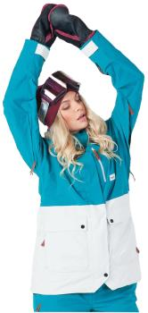 Planks All-Time Insulated Women's Ski/Snowboard Jacket, Xs Midnight