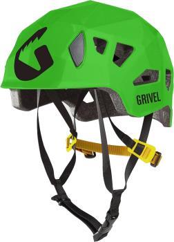 Grivel Adult Unisex Stealth Hardshell Rock / Ice Climbing Helmet, 53-61cm Green