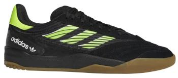 Adidas Copa Nationale Trainers/Skate Shoes, UK 11.5 Black/Green