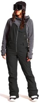 Volcom Womens Swift Bib Overall Women's Snowboard/Ski Pants, Uk 14 Black