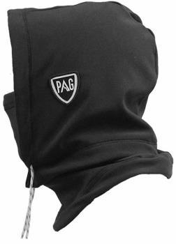 PAG Neckwear Adapt Proof Ski/Snowboard Hood, OS Black