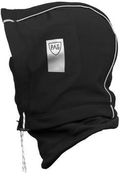 PAG Neckwear Adapt Proof Ski/Snowboard Hood, OS Reflective Black