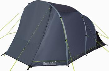 Regatta Kolima V2 4 Inflatable Family Camping Tent, 4 Man Grey