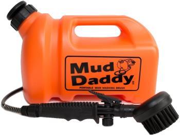Mud Daddy 5 Litre Dog Washer Multipurpose Pressure Cleaner, Orange