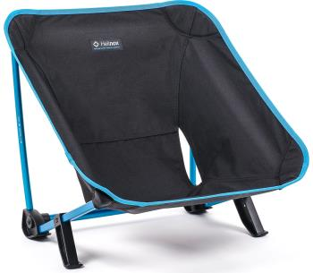 Helinox Incline Festival Chair Lightweight Camp Chair, Black