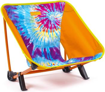 Helinox Incline Festival Chair Lightweight Camp Chair, Tie Dye