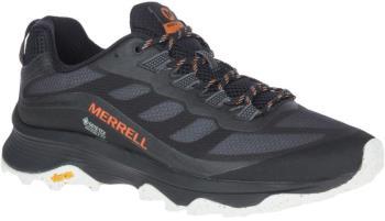 Merrell Moab Speed GTX Walking Shoes, UK 10 Black
