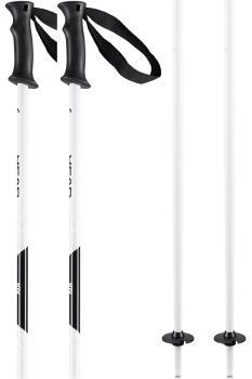 Head Joy Women's Ski Poles, 125cm White