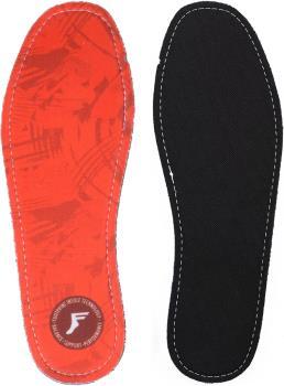 Footprint Kingfoam Flat Orthotic Insoles, UK 6-6.5 Red Camo