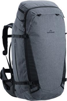 Kathmandu Litehaul Pack 65 Check-In Travel Bag, 65L Granite Marle