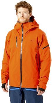 Rab Khroma Gore-Tex Ski/Snowboard Jacket, M Firecracker