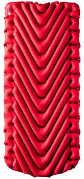 Klymit Insulated Static V Luxe Inflatable Camping Mattress, Regular