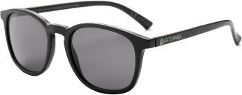 Waterhaul Kynance Polarised Grey Recycled Sunglasses, S/M Dark Grey
