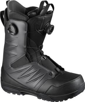 Salomon Synapse Focus BOA Mens Snowboard Boots UK 9 Black
