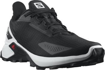 Salomon Alphacross Blast Off Road Running Shoes, UK 8 Black/White