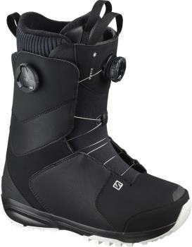 Salomon Kiana Focus BOA Womens Snowboard Boots, UK 5.5 Black 2021