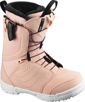 Salomon Pearl Womens Snowboard Boots, UK 4 Tropical 2021