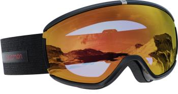 Salomon Ivy Photo Sigma Red Women's Snowboard/Ski Goggles, S/M Black