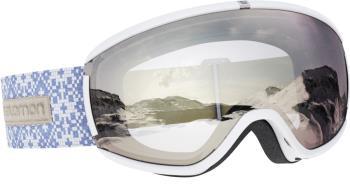 Salomon Ivy Uni. S White Women's Snowboard/Ski Goggles S/M White