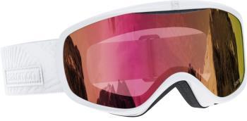 Salomon Sense Univ. Ruby Women's Snowboard/Ski Goggles, S White Rays