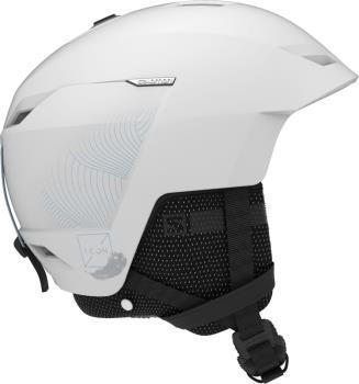 Salomon Icon LT C. Air Women's Snowboard/Ski Helmet, S White