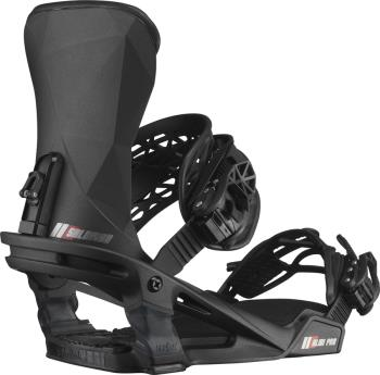 Salomon Alibi Pro Snowboard Binding, M Black Metalic 2021