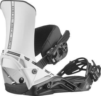 Salomon District Snowboard Binding, M Light Grey/Black 2021