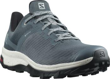 Salomon OUTline Prism Gore-Tex Hiking Shoes, UK 8 Stormy Weather