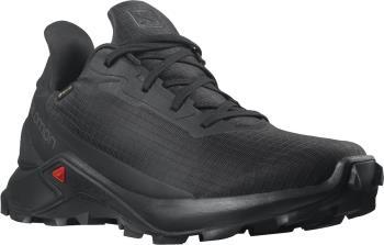 Salomon Alphacross 3 Gore-Tex Trail Running Shoes, UK 11 Black/Black