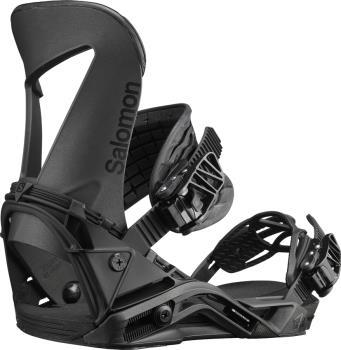 Salomon Hologram Snowboard Binding, L Black 2022
