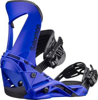 Salomon Hologram Snowboard Binding, L Blue 2022