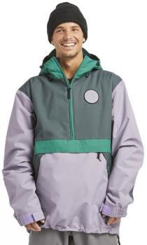 Airblaster Trenchover Ski/Snowboard Anorak Jacket, M Lavender