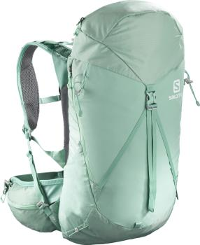 Salomon Out Night 28+5 Women's Hiking Backpack, M/L Canton/Yucca