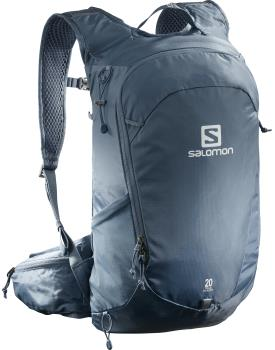 Salomon Trailblazer 20 Hiking Backpack, 20L Copen Blue