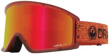 Dragon DX3 OTG LL Red Ion Snowboard/Ski Goggles, M Light Fire