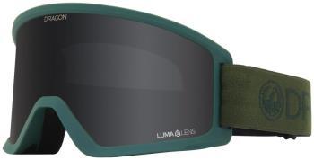 Dragon DX3 OTG LL Dark Smoke Snowboard/Ski Goggles, M Light Foliage