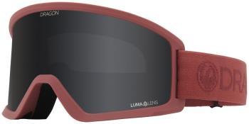 Dragon DX3 OTG LL Dark Smoke Snowboard/Ski Goggles, M Light Mauve