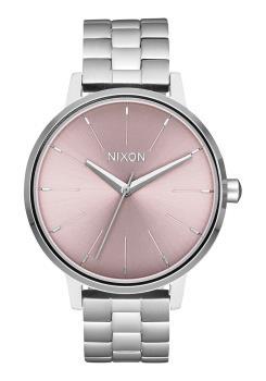 Nixon Kensington Women's Analog Watch Silver/Pale Lavender