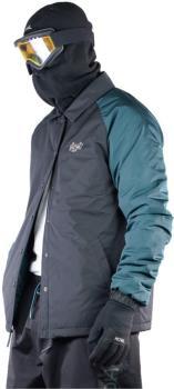 Howl Premium Coaches Ski/Snowboard Jacket, L Black