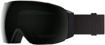 Smith I/O MAG CP Sun Black Snowboard/Ski Goggles, M, Blackout
