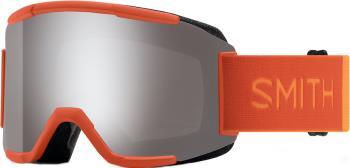 Smith Squad CP Sun Platinum Snowboard/Ski Goggles, M Orange