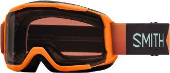 Smith Daredevil RC36 Kids' Snowboard/Ski Goggles, M Habanero Geo