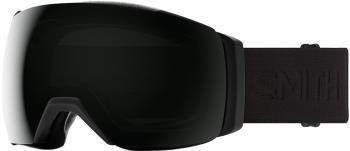 Smith I/O MAG XL CP Sun Black Snowboard/Ski Goggles, L, Blackout