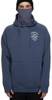 686 Outdoors Club Men's Pullover Hoody, L Vintage Navy