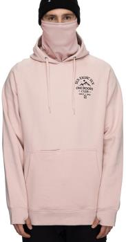 686 Outdoors Club Men's Pullover Hoody, L Himalayan Pink