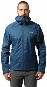Montane Meteor Waterproof Hiking/Walking Jacket M Narwhal Blue