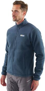 Montane Adult Unisex Chonos Men's Full-Zip Fleece Jacket, L Orion Blue